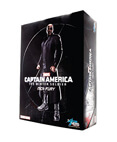 "Captain America - ""Nick Fury"" The Winter Soldier Model Kit 1/9"