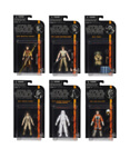 Star Wars Black Series Wave 4 - Set of 6 Action Figures