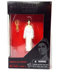 Princess Leia Organa (white gown) - The Black Series 3.75""