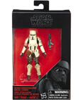 "Scarif Stormtrooper Squad Leader Black Series 3.75"" Rogue One"