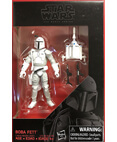 "Boba Fett Black Series 3.75"" Star Wars"