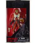 X-Wing Pilot Asty #14 - Black Series 6 inch - Gun in package
