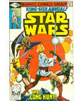 Star Wars King-Size Annual Comic Book #1