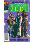 Star Wars Return of the Jedi Comic Book #3