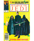Star Wars Return of the Jedi Comic Book #4
