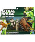 MTT Droid Fighter with Battle Droid & Obi-Wan Kenobi