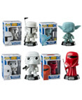 POP Star Wars Complete set of 4 Exclusive