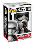 POP Star Wars The Force Awakens - Captain Phasma