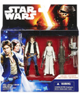 "A New Hope 2-Pack 3.75"" Han Solo and Princess Leia"