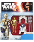 "The Force Awakens 2-Pack 3.75"" R2-D2 and C-3PO"