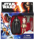 "Rebels 2-Pack 3.75"" Darth Vader and Ahsoka Tano"