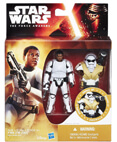 Finn (FN-2187) Armor Up action figure 3.75
