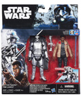 "The Force Awakens 2-Pack 3.75"" - Captain Phasma & Finn"