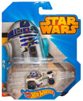 Hot Wheels Star Wars Character Car - R2-D2