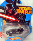 Hot Wheels Star Wars Character Car - Darth Vader