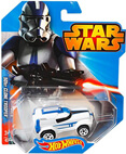 Hot Wheels Star Wars Character Car - 501st Clone Trooper