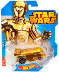 Hot Wheels Star Wars Character Car - C-3PO