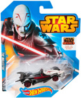 Hot Wheels Star Wars Character Car - The Inquisitor