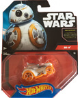 Hot Wheels Star Wars Character Car - BB-8