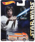 Hot Wheels Star Wars Pop Culture - Luke Skywalker