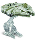Hot Wheels Star Wars Die-Cast - Millennium Falcon
