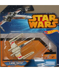 Hot Wheels Star Wars Die-Cast - X-Wing Fighter Red 5
