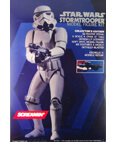 "Screamin' Stormtrooper Model Figure Kit 18"" tall 1/4 Scale"