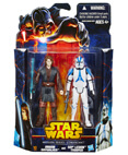 Anakin Skywalker and 501st Legion Trooper - Mission Series MS02