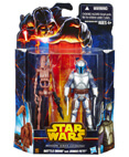Battle Droid and Jango Fett - Mission Series MS03