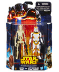 Battle Droid and 212 Battalion Clone Trooper Mission Series MS04