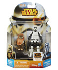 Wicket W. Warrick and Biker Scout - MS10