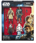 Star Wars: Rogue One Jedha Revolt 4-Pack