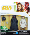 Darth Maul and Qui-Gon Jinn Deluxe 2-Pack
