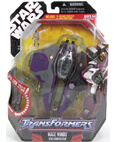 Mace Windu - Jedi Starfighter - Transformers