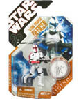 Clone Trooper Officer - Legends - Red - Captain (non-mint)