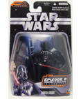 Darth Vader Heroes & Villains Collection #1 of 12 (non-mint)
