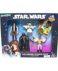 The Empire Strikes Back 4 Piece Gift Set Bend-Ems