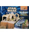 Star Wars Episode 1 - Theed Rapids - Micro Machines
