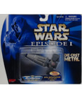 Star Wars Episode 1 - Sith Infiltrator Die Cast Metal