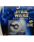 Star Wars Episode 1 - Trade Federation Battleship Die Cast Metal