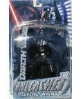 Darth Vader - Unleashed - 2005 Package - Variation