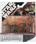 Battle Packs Unleashed - Yoda's Elite Clone Troopers (non-mint)