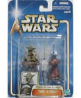 Yoda and Chian Padawan Lightsaber Training #15 (NON-MINT)