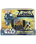 Battle Masters Republic Gunship and Clone Pilot - Attacktix