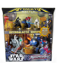 Star Wars vs Transformers Value Pack - Attacktix