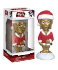 Holiday C-3PO - Bobble-Head