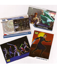 The Clone Wars Trading Card Singles