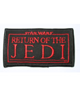 Star Wars Fan Club Return of the Jedi embroidered logo patch