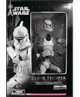 Clone Trooper ArtFX 1/7 Scale Pre-Painted Model Kit