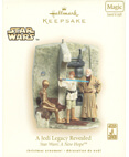 Hallmark: A Jedi Legacy Revealed Keepsake Ornament